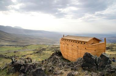 Noah's Ark, Landscape, Mountain