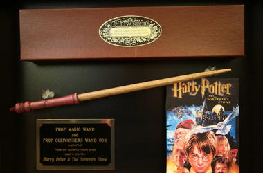Harry Potter Props
