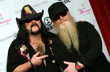 Vinnie Paul & Dusty Hill