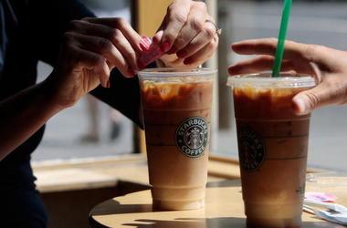 Starbucks drink