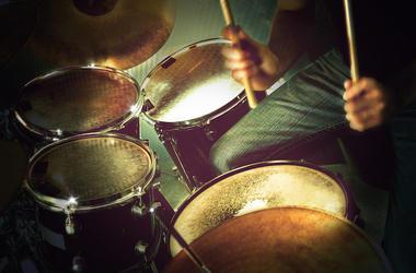Drums, Drummer, Drumming, Concert, Jeans, Music, Instrument