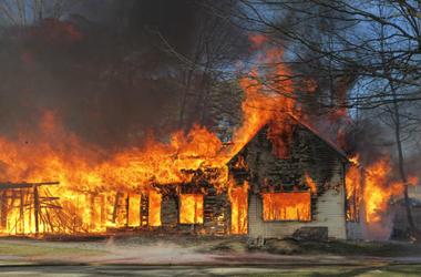 Hurst,Local,News,Home,House,Explosion,Gas Main,Truck,Texas,DFW,Dashcam,Footage,Video,100.3 Jack FM