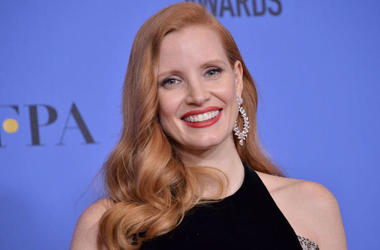"Jessica Chastain Confirms Her Role In The ""IT"" Sequel"
