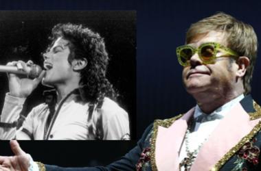 Photo Credit: (Michael Jackson) Steve R. Nickerson/Detroit Free Press/TNS/Sipa USA; (Elton John) Rob Schumacher/The Republic