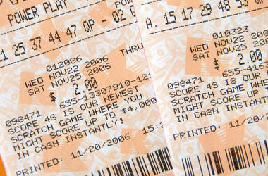 CEO,Credit Union,Lottery,Tickets,New York,Fraud,Millions,Addiction,100.3 Jack FM