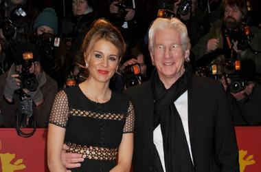 Richard Gere to Become A Dad At 69