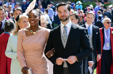 Royal Wedding,Prince Harry,Meghan Markle,Serena Williams,After Party,Reception,Frogmore House,Beer Pong,Tennis,100.3 Jack FM
