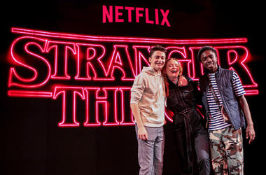 Stranger Things cast