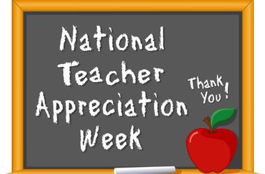 Local,Teacher,Appreciation,Day,Week,May,7th,8th,11th,2018,DFW,Food,Free,Deals,List,Guide,100.3 Jack FM