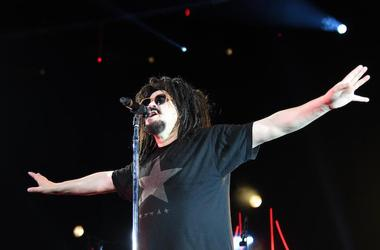 Adam Duritz, Singing, Counting Crows, Concert