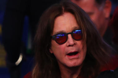 Ozzy Osbourne, Sunglasses, Shocked