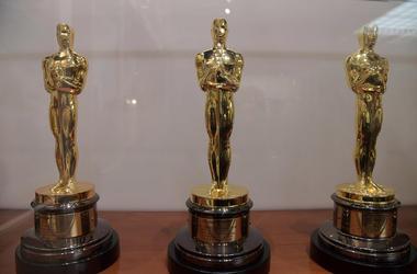Academy Awards, Oscars, Statue, Trophy, Display, 2018