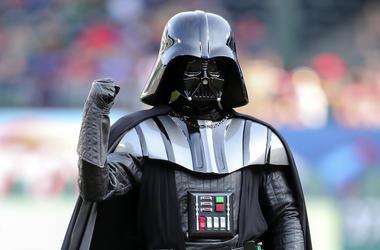 Darth Vader, Fist Pump, Star Wars
