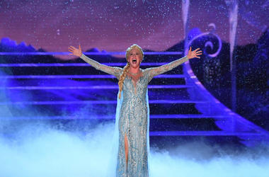 Caissie Levy, Elsa, Frozen, Broadway, Tony Awards, 2018
