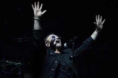 U2, Concert, Bono, Singing