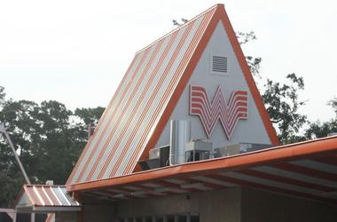 Whataburger, Logo, Sign, Tallahassee, Sky, 2018