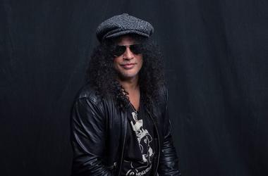 Slash, Portrait, Pose, Sunglasses, Hat, Guns N' Roses, 2018