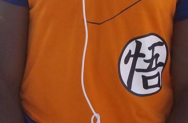 Dragon Ball Z, Goku, Gi, Shirt