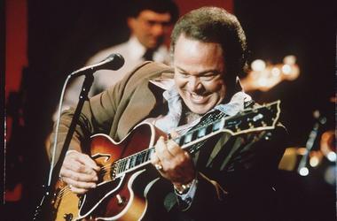 Roy Clark, Guitar, Concert, Hee Haw