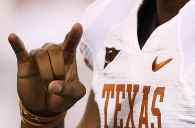 Texas Longhorns, Football, University of Texas, Hook em Horns
