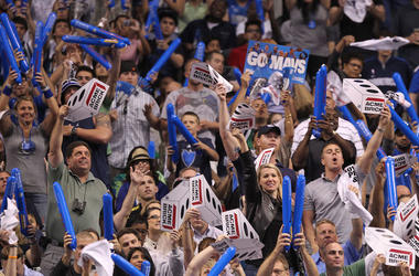 Dallas Mavericks, Fans, Free Throw, Distraction