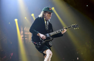 Angus Young, ACDC, Concert, Guitar, Solo, 2016