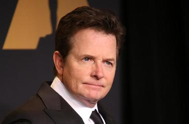 Michael J Fox, Red Carpet, Suit