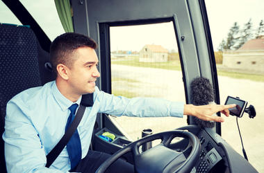 Bus Driver FIRED For Watching TV While Driving