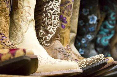 Cowboy Boot Roller Blades