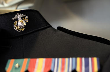 Military, Dress, Uniform, Formal, Medals, Officer