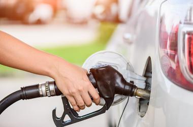 Gasoline, Gas Station, Pump