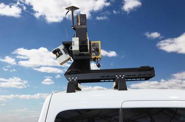 Google, Street View, Camera, Car