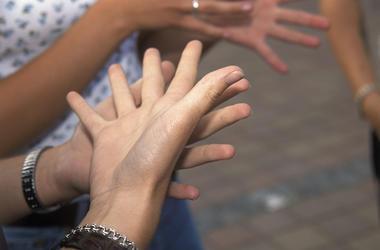 Sign Language, Hands