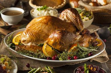 Thanksgiving, Turkey, Dinner, Sides