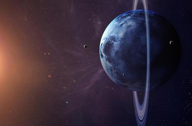 Uranus, Planet, Solar System