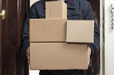 Packages, Delivery, Door