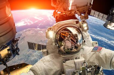 NASA, Astronaut, Space, International Space Station