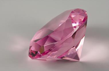 Pink, Diamond, Portfolio, Huge