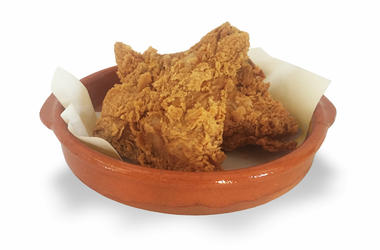 Fried Chicken, Basket