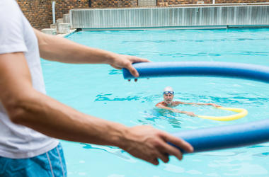 Pool, Noodle, Exercise