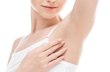 Woman, Armpit