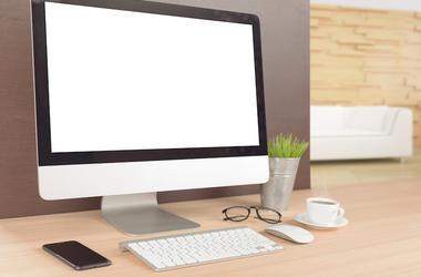 iMac, Desktop, Computer, Work Space