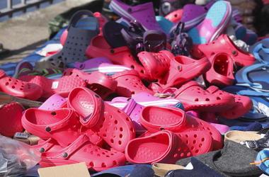 Crocs, Shoes, Pile