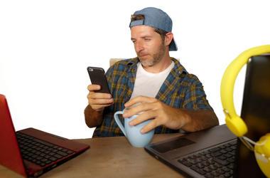 Millennial Business Man
