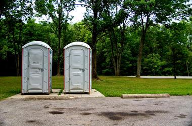 Porta-potty