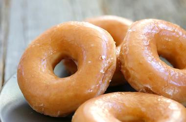 Glazed Doughtnuts
