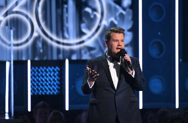 """James Corden Claims He Was The Inspiration For """"A Quiet Place"""""""