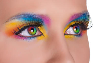 Rainbow Brows