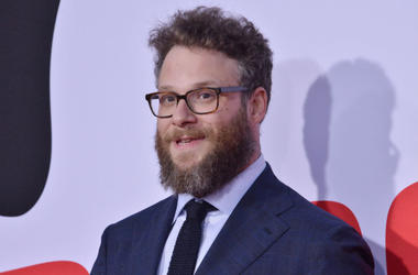 Seth Rogan at the premier od Blockers