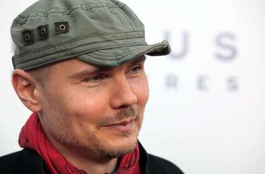 Billy Corgan, Taking Woodstock, Premiere, Red Carpet, Hat, 2009
